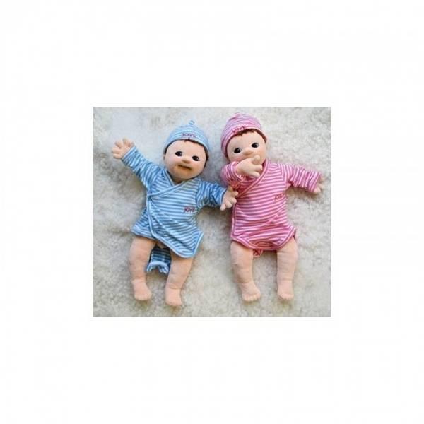 Dukke Elias Baby - 53 cm