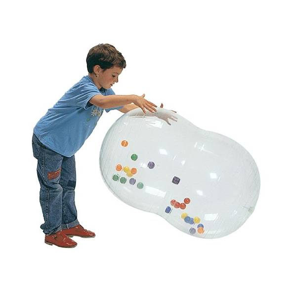 Physio rulle klar med baller